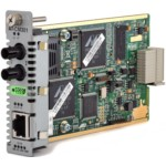 At-cm301 10/100tx/ 100fx(st, 2km) Converteon Media & Rate Converter Line Card With Oam & Jumbo Frame