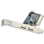 USB Card - 2+2 Port USB 2.0, PCI (32 Bit)