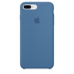 iPhone 8 Plus/7 Plus Silicon Case Blue