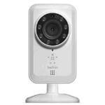 Netcam Hd Version For Indoor And Night Vision In White