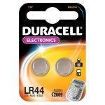 LR44 Alkaline Button Cell Battery 1.5V 2-PACK