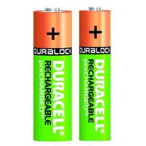 Charger & Battery Bundle 4 AA & AAA