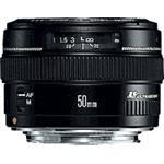 Zoom Lens Ef 50mm F1.4l Usm Es-71 Ii / 58mm