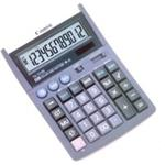 Calculator Desk Display Tx-1210e 12digits