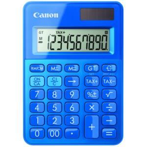 Ls-100k-mbl/big Screen Calculator Blue