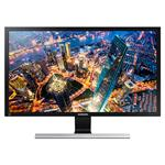 Desktop Monitor - U28e590ds - 28in - 1920x1080 - Full Hd - Black