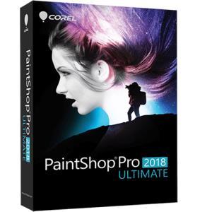 Paint Shop Pro 2018 Ultimate