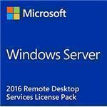 Windows Remote Desktop Services 2016 - 5 User Cals - English