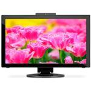 Desktop monitor - Multisync E232wmt 23in - 1920x1080 (Full HD) - Black