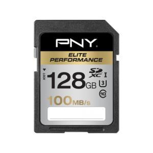 Sdxc 128GB Elite Performance Class10 Uhs-1 U3 R 100mb/s W 75mb/s