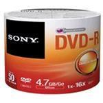 DVD-r Media 16x Spindle-bulk 50pcs