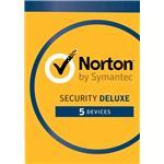 Norton Security Deluxe (v3.0) 1 User 5 Devices 12 Months Esd