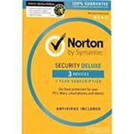 Norton Security Deluxe (v3.0) 1 User 3 Devices 12 Months Specialcard