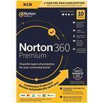 Norton 360 Premium 75GB 1 User 10 Device 1 Year