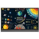 Touch Interactive Flate Panel Rp653k 65in LED Backlit 3840x2160 6ms 450cd 1200:1