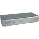 KVM Switch Cpu Switch Pro USB 2.0 Audio Vga 4 Port