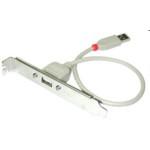 USB Pc Back Plate