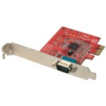 1 Port Serial Rs-232, 16c650, 128 Byte Fifo, Pci-e Card